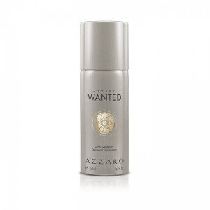AZZARO WANTED DEO 150ml дезодорант спрей для мужчин