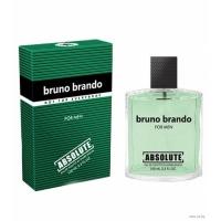 Absolute Bruno Brando (Абсолют Бруно Брандо) edt, 100ml Delta parfum, мужская туалетная вода