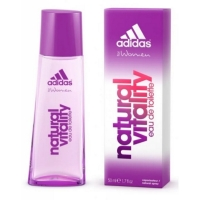 Adidas Woman Natural Vitality edt, 50ml женская туалетная вода