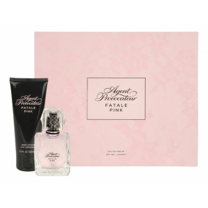 Agent Provocateur Fatale Pink set edp, 50ml 100ml лосьон для тела