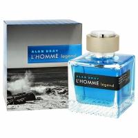 Alan Bray L'HOMME Legend  edt, 100ml мужская туалетная вода