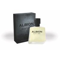 Albion BLACK LABEL edt, 100ml Delta parfum, мужская туалетная вода