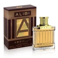 Alibi Absolut (Алиби Абсолют) edt, 95ml мужская туалетная вода ART parfum,