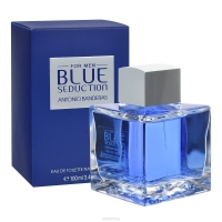 Antonio Banderas BLUE SEDUCTION edt, 50ml мужская туалетная вода