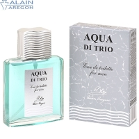Aqua di Trio (Аква Ди Трио) edt, 90ml мужская туалетная вода Alain Aregon
