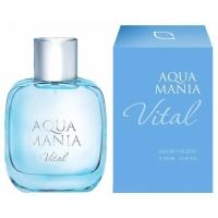 Aquamania Vital (Аквамания Витал) edt, 100ml Genty parfums туалетная вода для женщин