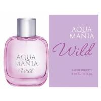 Aquamania Wild (Аквамания Вайлд) edt, 100ml Genty parfums туалетная вода для женщин
