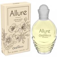Aquarelle ALLURE edt, 100ml Delta parfum женская туалетная вода