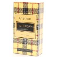 Aquarelle WEEKDAY edt, 100ml Delta parfum женская туалетная вода