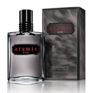 Aramis BLACK for man edt, 110ml мужская туалетная вода