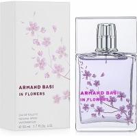 Armand Basi in Flowers edt, 50ml женская туалетная вода