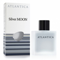 Atlantica SILVER MOON edt, 100ml Dilis parfum, мужская туалетная вода