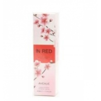 Avenue IN RED edt, 50ml Delta parfum женская туалетная вода