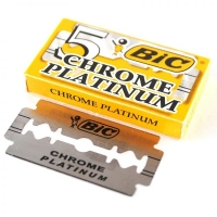 BIC Platinum Chrom Лезвия 5шт