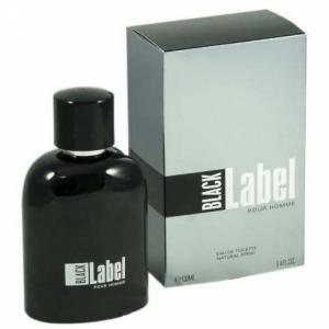 BLACK LABEL edt, 100ml Geparlys туалетная вода для мужчин