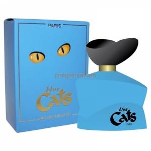 Jeanne Arthes BLUE CATS edt, 50ml женская парфюмерная вода