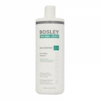 BOSLEY DEFENSE шампунь питательный для нормальных тонких неокрашенных вололос, 1000мл