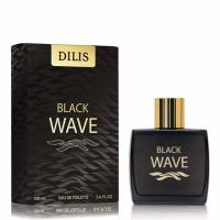 Black Wave (Блэк Вайв) edt, 100ml Dilis parfum, мужская туалетная вода