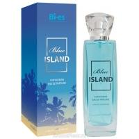 Blue Island (Блю Айленд) edt, 100ml женская туалетная вода Bi Es