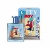Boy ACTIVE edt, 50ml мужская туалетная вода City parfum,
