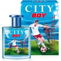 Boy FOOTBALL edt, 50ml мужская туалетная вода City parfum,