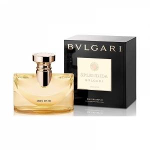 Bvlgari Splendida Iris D`or edp, 50ml женская парфюмерная вода