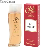 Chale LE ROUGE edt, 100ml женская туалетная вода Alain Aregon
