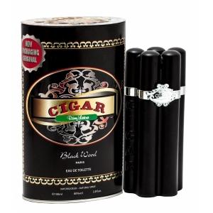 CIGAR BLACK WOOD edt, 100ml Tester туалетная вода для мужчин