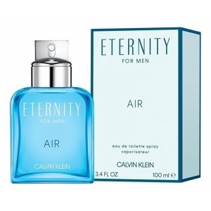 Calvin Klein ETERNITY AIR EDT, 100ml мужская туалетная вода