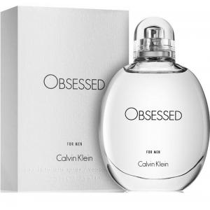 Calvin Klein OBSESSED EDT, 75ml туалетная вода для мужчин