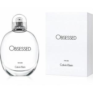 Calvin Klein Obsessed For Man edt, 75ml туалетная вода для мужчин