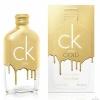 Calvin Klein One GOLD edt, 50ml мужская туалетная вода