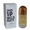 Carolina Herrera 212 VIP Wild Party edt, 80ml Tester женская туалетная вода