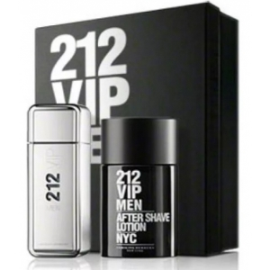 Carolina Herrera 212 Vip Men Набор для мужчин edt, 100ml   S/G100ml