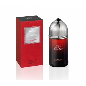 Cartier Pasha EDITION NOIR SPORT m edt, 50ml