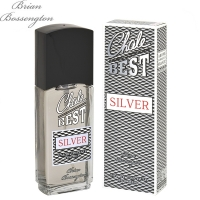 Chale Best Silver Чали Бест Сильвер edt, 95ml мужская туалетная вода Brian Bossengton