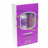 Change eau Fraiche Шанс о Фреш Набор Гель для душа, 250ml   edp, 17ml женская парфюмерная вода