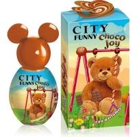 City Funny CHOCO JOY, 30ml женская душистая вода
