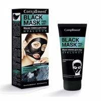 Compliment BLACK MASK Маска-пленка для лица Hyaluron, 80мл
