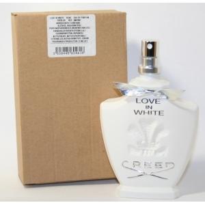 Creed Love in White edp, 75ml Tester женская парфюмерная вода