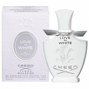 Creed Love in White edp, 75ml женская парфюмерная вода