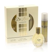 De Luxe Fashion (Де Люкс Фешн) Набор edt, 60мл   дезодорант 75мл Art Parfum