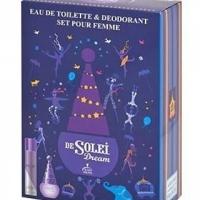 De Solei Dream Набор edt, 50ml женская туалетная вода   deo, 75ml ALTRO AROMA