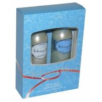 64 DELICIOUS BLUE Набор женский шампунь, 250мл   гель для душа, 250мл