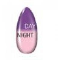 Dia D`oro Лак для ногтей День и Ночь Nanlac №74 сиреневый и фиолетовый