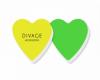 Divage Dolly Collection Набор полировочных бафферов (2 шт) зеленый желтый