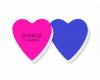 Divage Dolly Collection Набор полировочных бафферов (2 шт) розовый голубой
