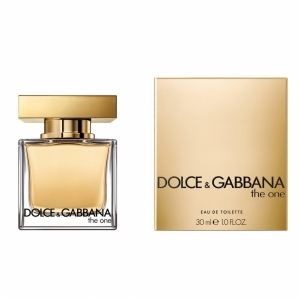 Dolce and Gabbana The One edt, 30ml женская туалетная вода