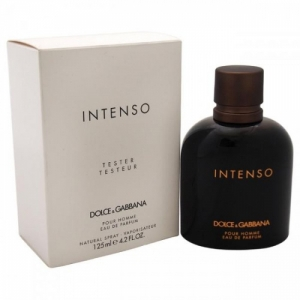 Dolce and Gabbana Pour Homme Intenso Men edp, 125ml Tester мужская парфюмерная вода