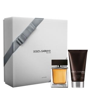 Dolce and Gabbana The One for Men SET edt, 50ml   Бальзам после бритья 75ml